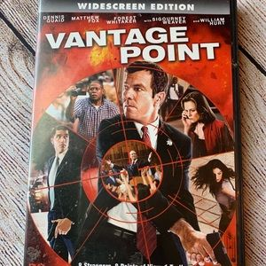 Other - Vantage Point DVD